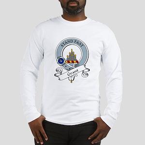 Grant Clan Badge Long Sleeve T-Shirt