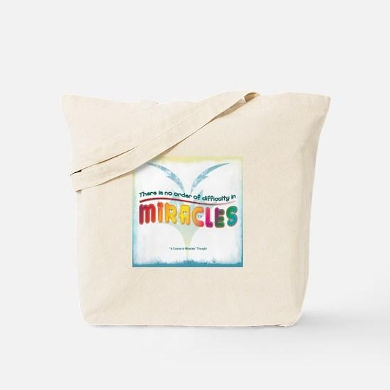 ACIM-No Order of Difficulty Tote Bag