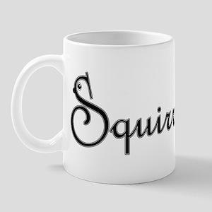 Cute Squirrel Girl Mug