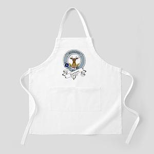 Gordon Clan Badge BBQ Apron