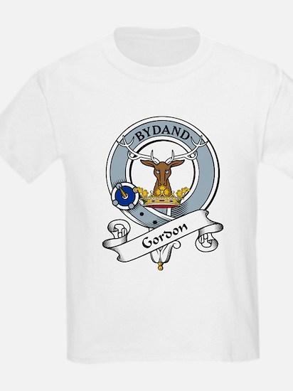 Gordon Clan Badge Kids T-Shirt