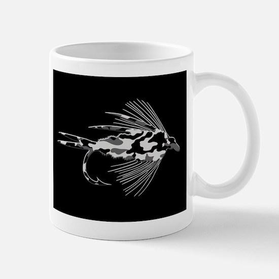 BLACK CAMO FLY Mug