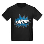 KAPOW! Kids Dark T-Shirt