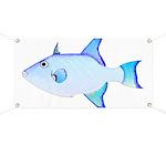 Ocean Triggerfish Banner