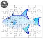 Ocean Triggerfish Puzzle