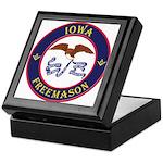 Iowa Masons Keepsake Box
