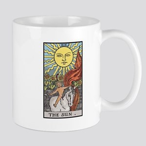The Sun Tarot Mug