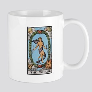 The World Tarot Mug