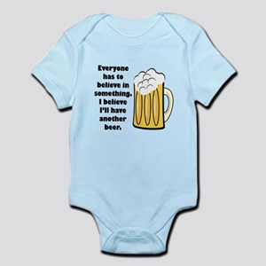another beer Infant Bodysuit