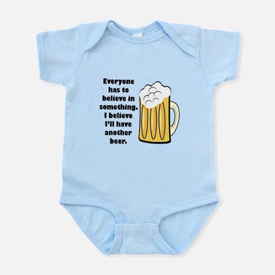 another beer Infant Bodysuit