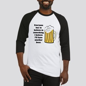 another beer Baseball Jersey