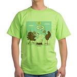 Turkey Decoy Green T-Shirt