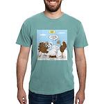 Turkey Decoy Mens Comfort Colors® Shirt