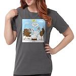 Turkey Decoy Womens Comfort Colors® Shirt