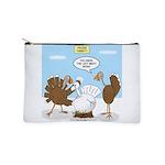 Turkey Decoy Makeup Bag