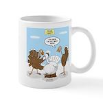 Turkey Decoy 11 oz Ceramic Mug