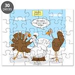 Turkey Decoy Puzzle