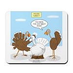 Turkey Decoy Mousepad