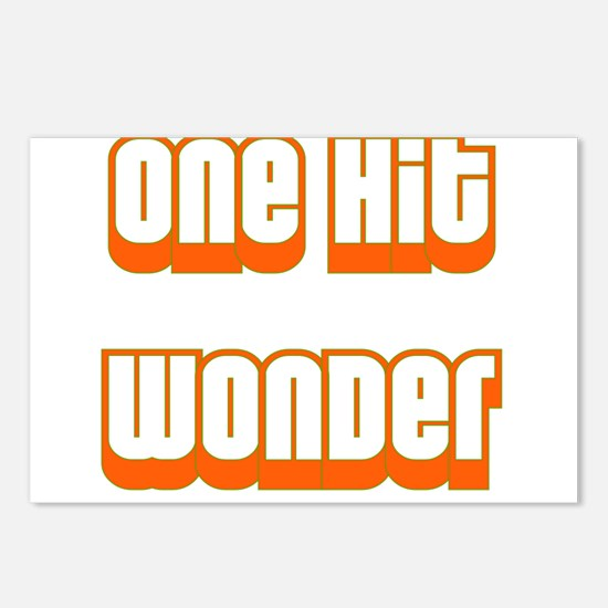 ONE HIT WONDER Postcards (Package of 8)