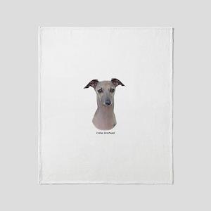 Italian Greyhound 9K75D-11 Throw Blanket