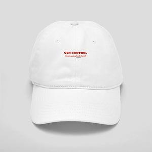 GUN CONTROL MEANS USING BOTH Cap
