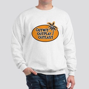 Outwit Outplay Outlast Sweatshirt