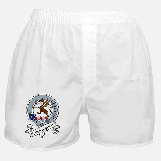Fotheringham Clan Badge Boxer Shorts