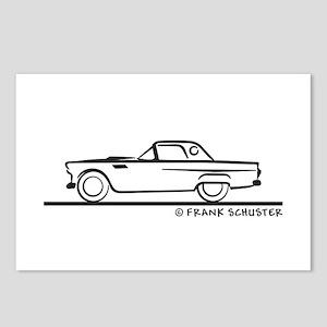 1956 Thunderbird Hardtop Postcards (Package of 8)