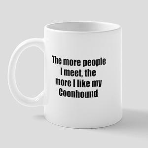 Coonhound Mug