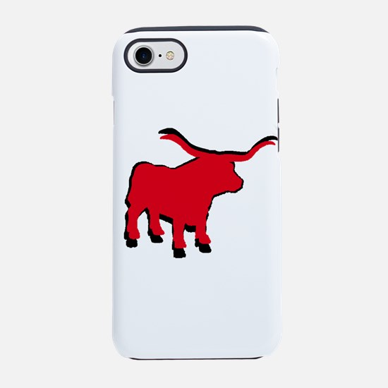SEE IN RED iPhone 7 Tough Case