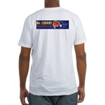 Mr. Cherry - Fitted T-Shirt