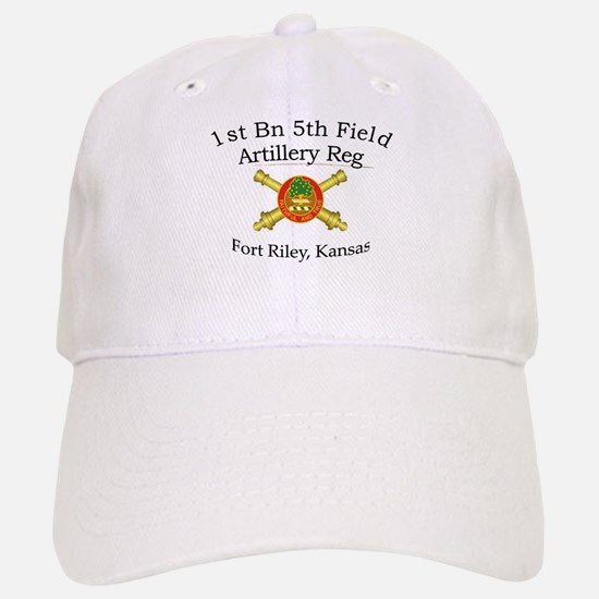 1st Bn 5th FA Baseball Baseball Cap