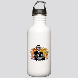 President Obama! Stainless Water Bottle 1.0L