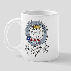 Fleming Clan Badge Mug