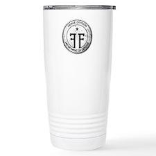 Fringe Division Seal Stainless Steel Travel Mug