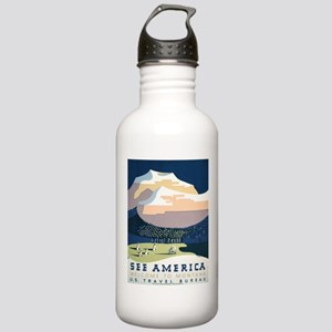 See America Montana Stainless Water Bottle 1.0L