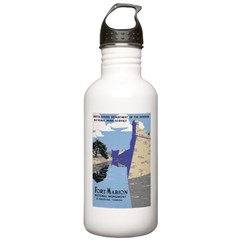 Fort Marion National Monument Water Bottle