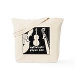 Play A Violin Tote Bag