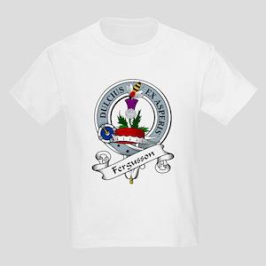 Fergusson Clan Badge Kids T-Shirt