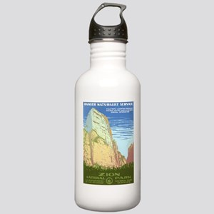 Zion National Park Stainless Water Bottle 1.0L