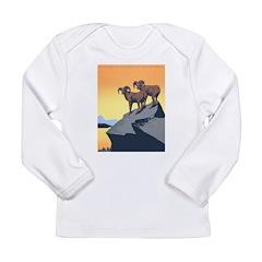 National Parks Long Sleeve Infant T-Shirt