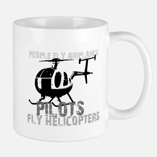 People Fly Airplanes, Pilots Mug