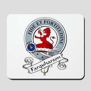 Farquharson Clan Badge Mousepad
