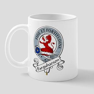Farquharson Clan Badge Mug