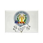 Falconer Clan Badge Rectangle Magnet (10 pack)