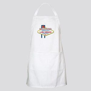 Welcome To Fabulous Las Veags Honeymoon Apron