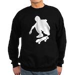 Skate On Sweatshirt (dark)