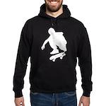 Skate On Hoodie (dark)