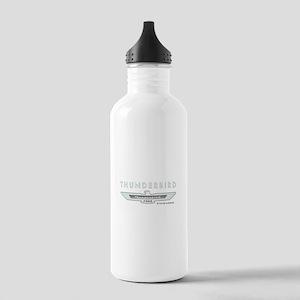 Thunderbird Emblem Stainless Water Bottle 1.0L