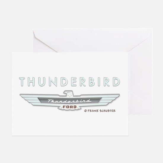 Thunderbird Emblem Greeting Card